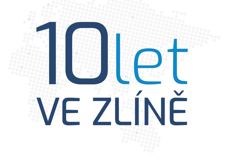 10 LET VE ZLÍNĚ