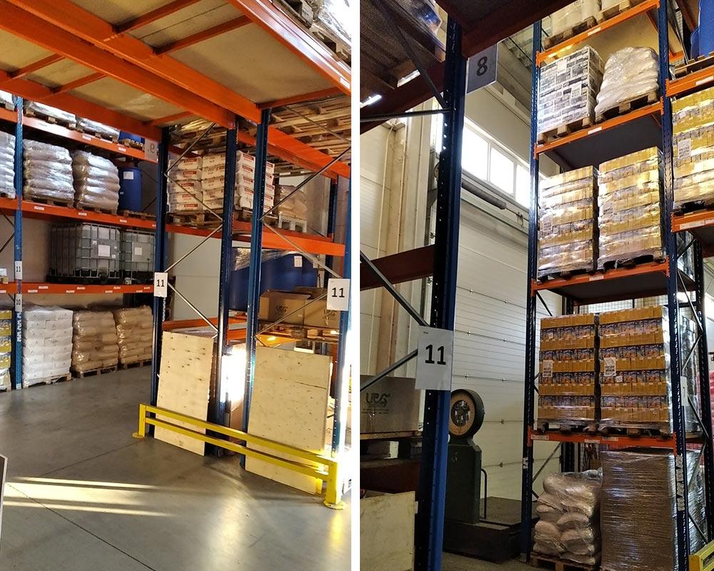 Celní sklad Joppa Logistics