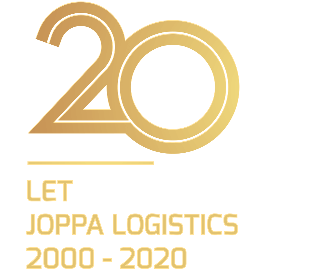 Joppa Logistics 20 let výročí