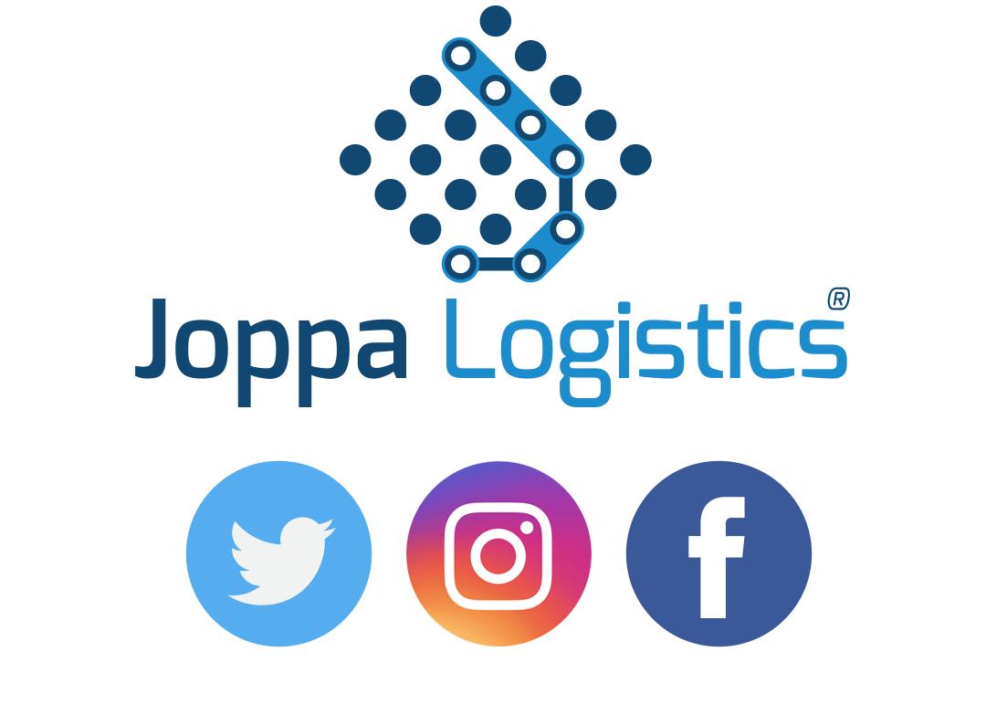 Joppa Logistics - Instagram, Twitter, Facebook