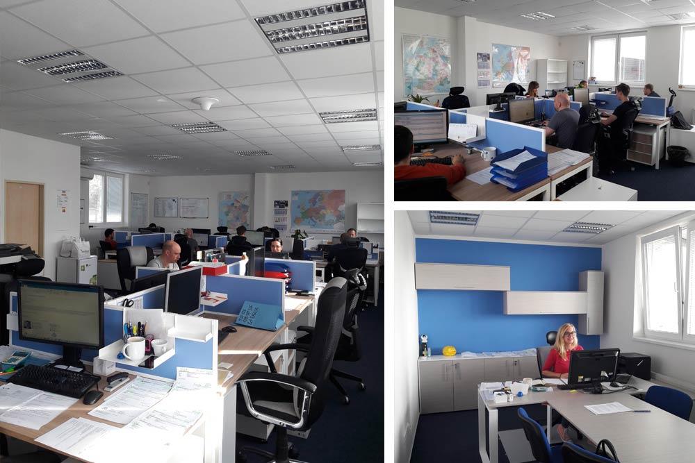 Kancelář Brno 2018