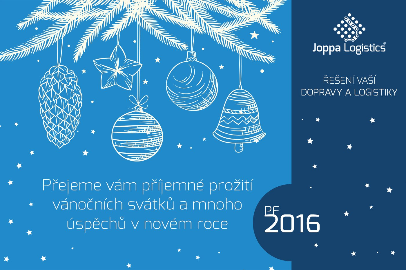 Joppa Logistics s.r.o. PF 2016