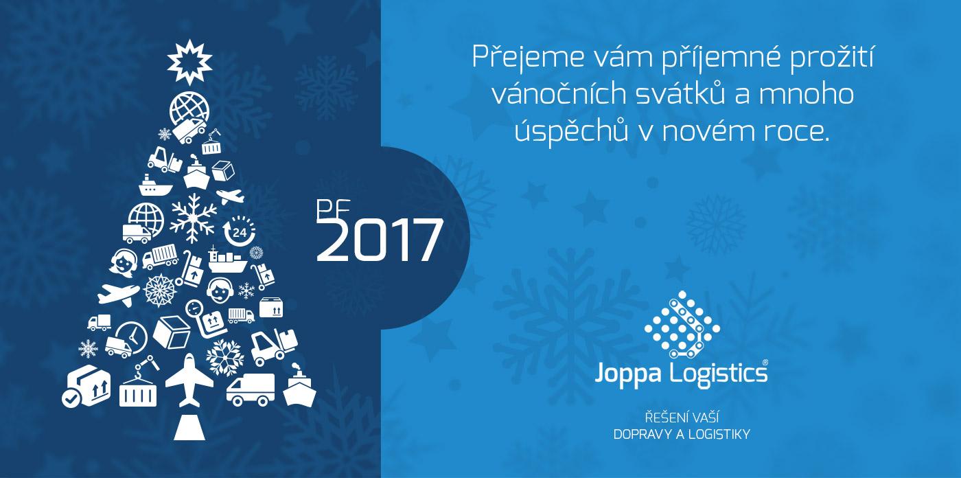 Joppa Logistics s.r.o. PF 2017
