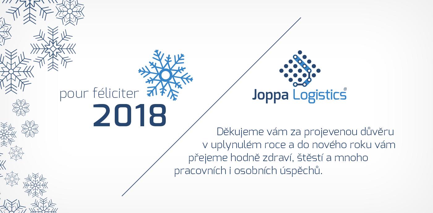 Joppa Logistics s.r.o. PF 2018