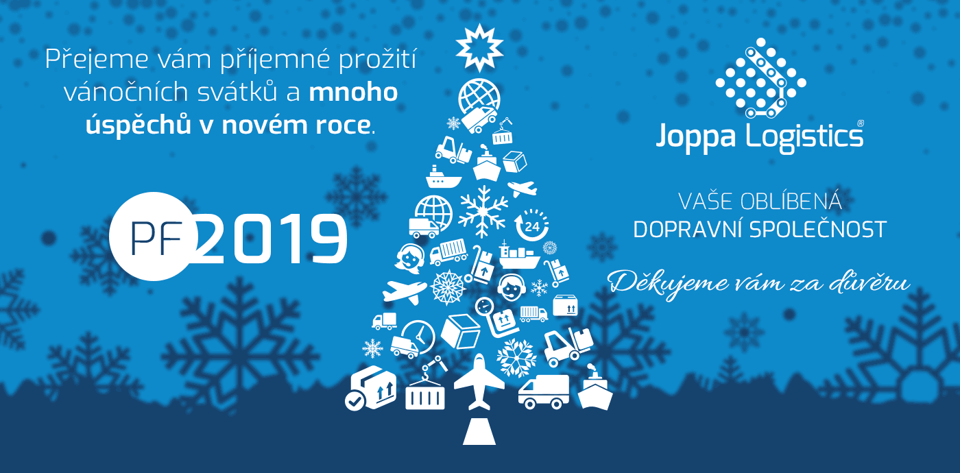 Joppa Logistics s.r.o. PF 2019