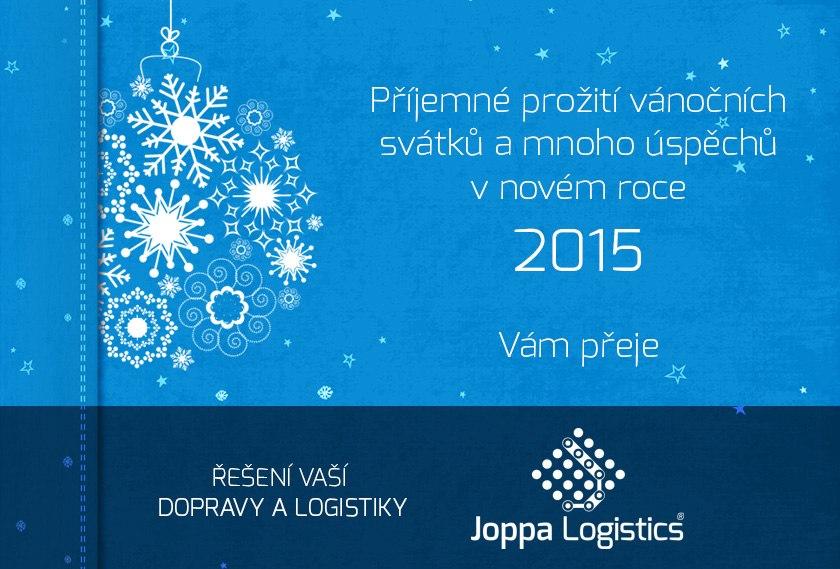 Joppa, s.r.o. PF 2015